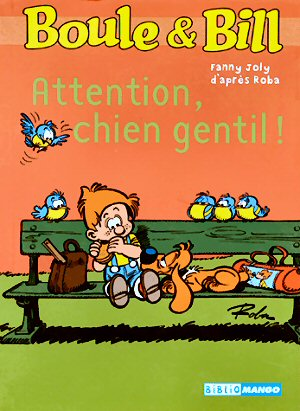 Boule et Bill : Attention, chien gentil